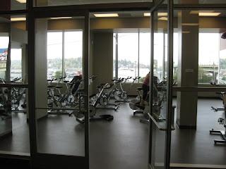 Ballard LA Fitness Spin Rom