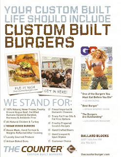 The Counter Burger Brochure