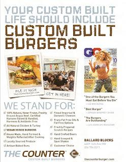The Counter Burger Brochure