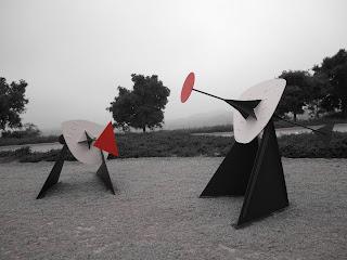 Alexander Calder - The Jousters (1963)