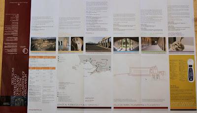 Herculaneum Brochure Front