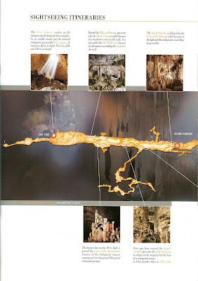 Grotte di Castellan Itinerary