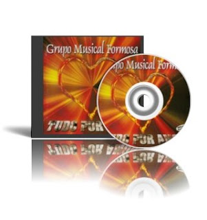 Grupo Musical Formosa - Tudo Por Amor - (Play Back)