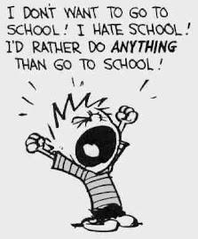Ahh, Good ol' Calvin
