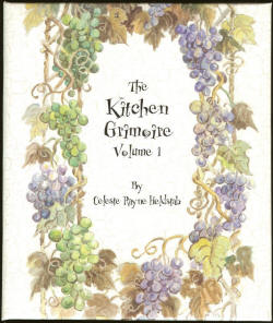 The Kitchen Grimoire Collection - Everything for the Kitchen Witch