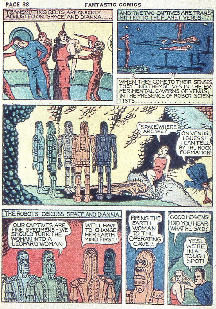 M O D M Battle For The Chaotic World Of Fletcher Hanks