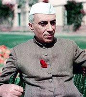 Indian Former Prime Minister Jawargalal Nehru - Win Min