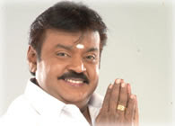 DMDK Political Leader Vijayakanth image