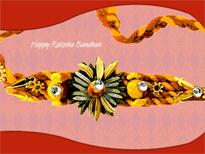 Raksha Bhandhan greetings card pics
