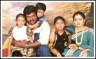 Tamil Actress-Actors Family Pics - Actress With her Child Images - Actress Family Photos - Actress Kids - Actress Babies NameParthiban Seetha ex couple Family photos