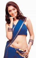 Actress Thamanna Standing glamour pics