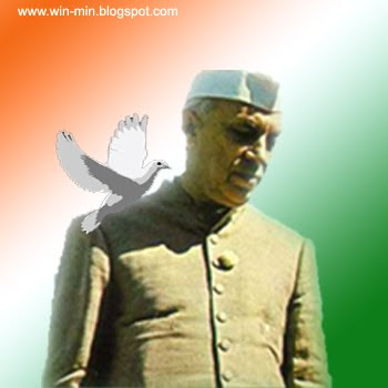 Indian first prime minister Jawaharlal Nehru photo