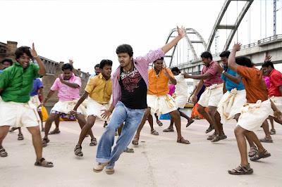 Actor+Vijay%27s+Vettaikaaran+Movie+Dancing+Photos