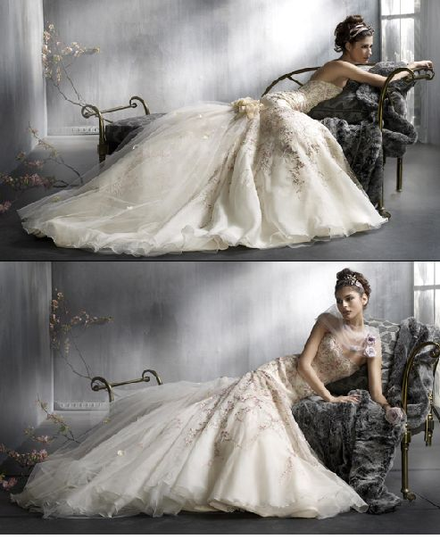 I Beauty Bar NYC: FALL BRIDES 2010...MY FANTASY WEDDINGS