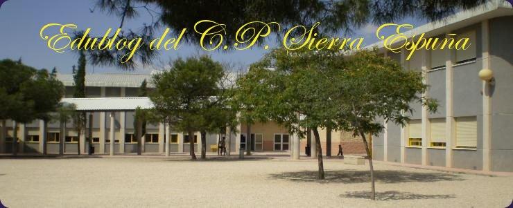 Edublog del CEIP Sierra Espuña
