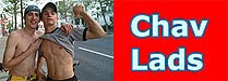 Chav Lads banner