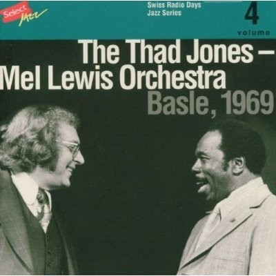 Labels: Thad Jones Mel Lewis Orchestra