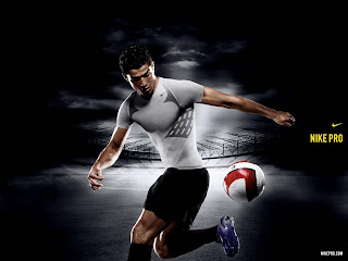 "Title: Cristiano Ronaldo ""Nike Pro"""
