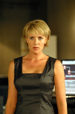 Amanda Tapping Movie poster