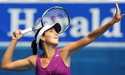 Australia open tennis 2009: Ana Ivanvic