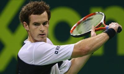 Australia open tennis 2009: andy murry
