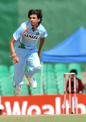 Ishant Sharma, successful Indian bowler