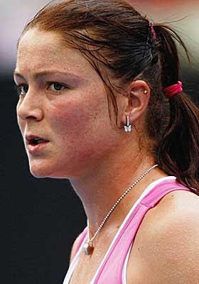 Tennis Top# 3 Dinara Safina
