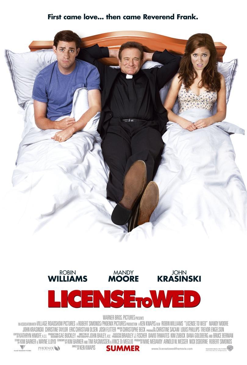 License to Wed (2007) / Dozvola za vjencanje (2007)