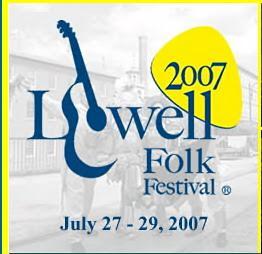 lowell folk festival   schedule