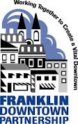 Franklin Downtown Partnership logo