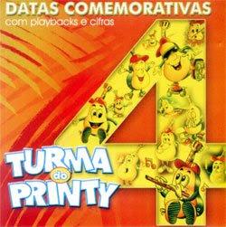 Turma do Printy - Vol.05 - (Datas Comemorativas)
