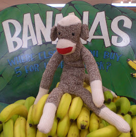 Sock Monkey Adventures