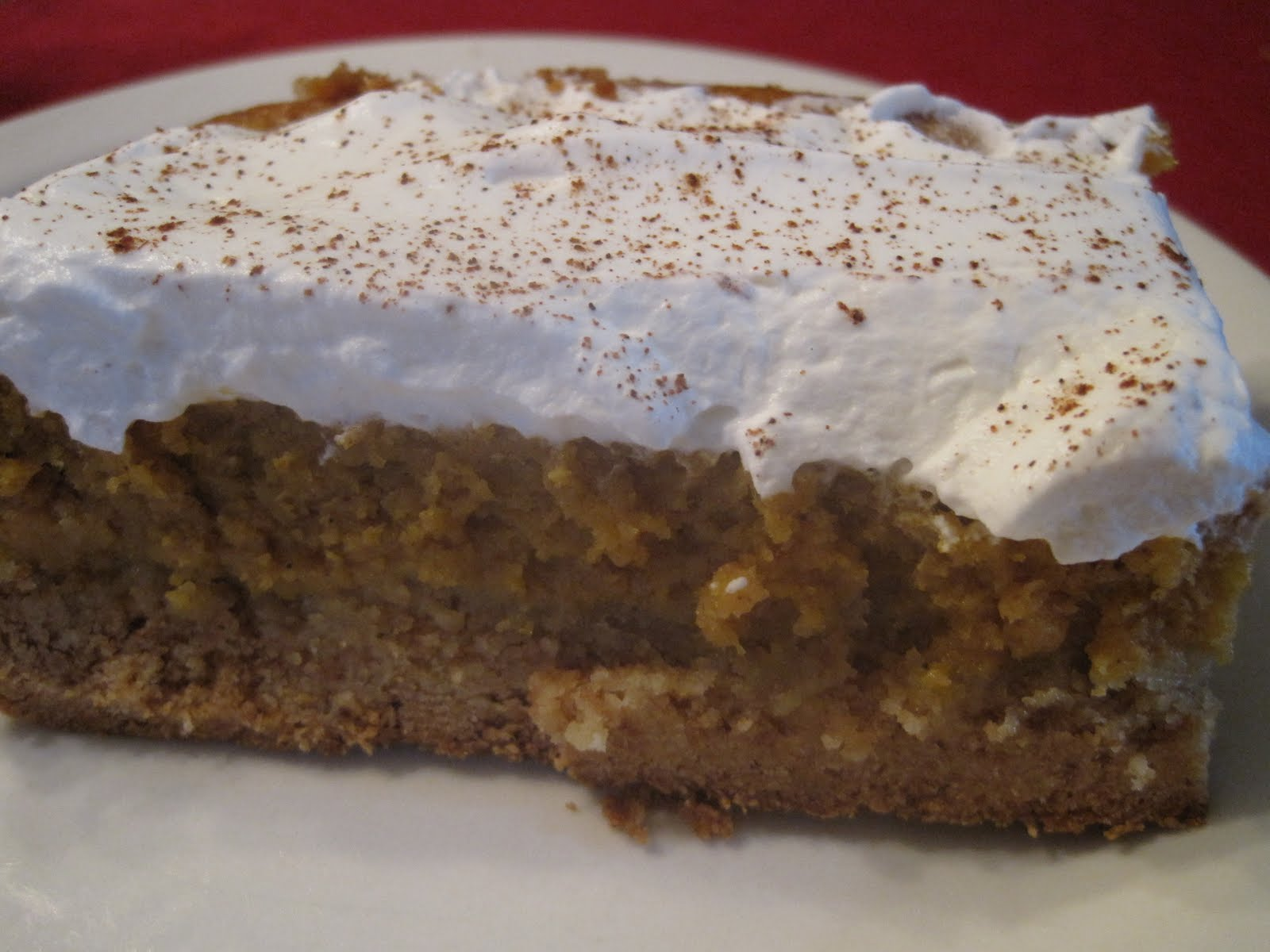 Lynda's Recipe Box: Pumpkin Gooey Butter Cake from Paula Deen