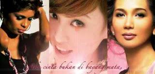 Cinta Ada MP3 Lyric Shiela Majid, Jaclyn Victor, Karen Kong