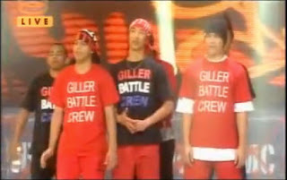 Giller Battle Crew vs Wakaka (8tv Showdown 2010)