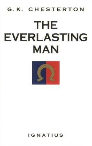 the book review the everlasting man by g k chesterton