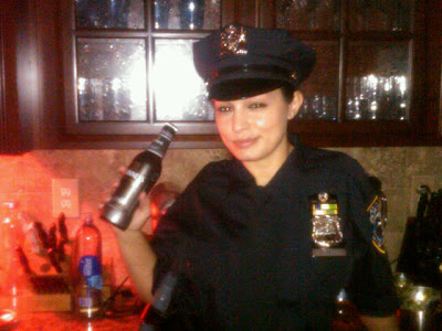 Officer Aria Giovanni