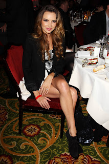 Nadine Coyle at the Q Awards