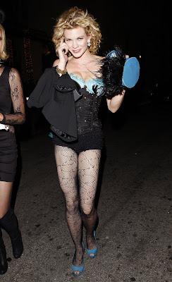 Halloween Slutwatch: Angel McCord
