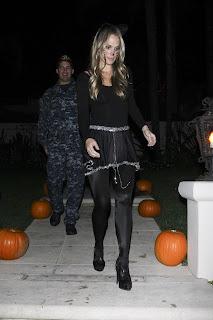 Halloween SlutchWatch: Molly Sims