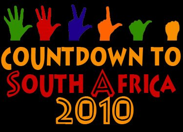 Countdown to South Africa