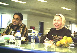 Margiono JAwa Po dan Ratu Atut Chosiyah plus Airin Rachmi DIany di Awasi KPK