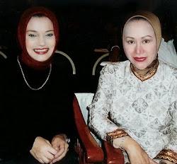 Hancurkan Marissa HAque dan Ikang Fawzi Suaminya Lewat Jawa Pos Grup