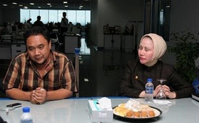 DUkungan PEnuh Jawa Pos (Margiono) pada Korupsi di Banten