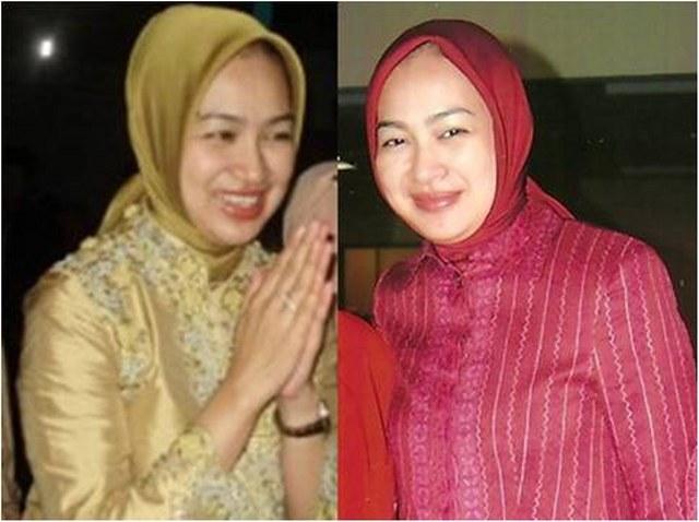 Hasil Karbit Airin Rachmi Diany Ipar Ratu Atut Chosiyah
