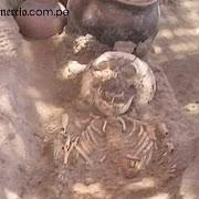 В Перу найдено погребение таинственной культуры гальинасо