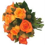 Bouquet oferecido pela amiga Ellen