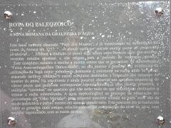 """"""" Rota do Paleozóico"""""""