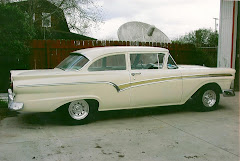 Gary&#39;s 1957 Ford Custom 300