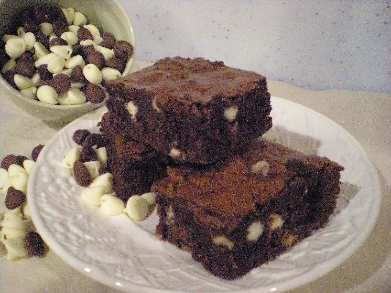 ... chocolate chip zucchini brownies one bowl homemade chocolate chunk and